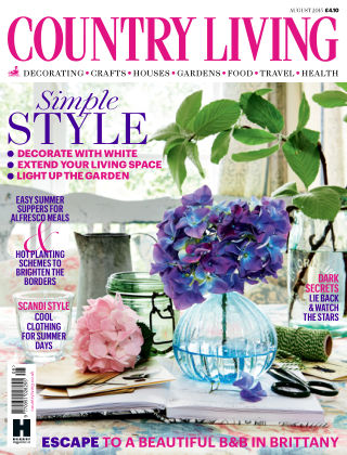 Country Living - UK August 2015