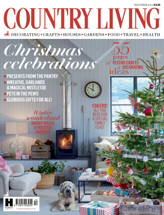 Country Living - UK December 2015
