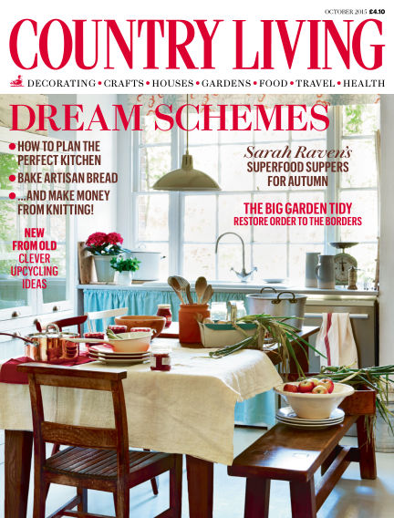 Country Living - UK August 27, 2015 00:00