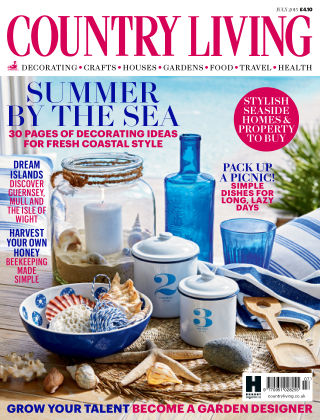 Country Living - UK July 2015