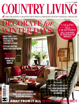 Country Living - UK January 2016