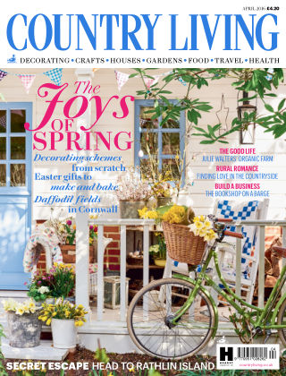 Country Living - UK April 2016
