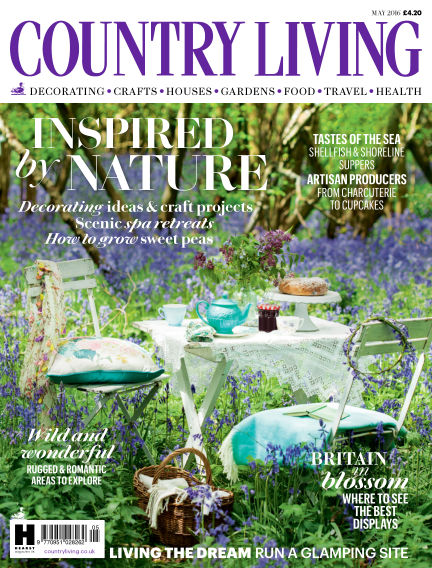 Country Living - UK March 31, 2016 00:00