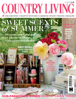 Country Living - UK June 2016