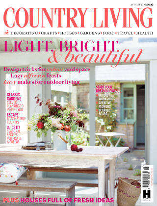 Country Living - UK August 2016