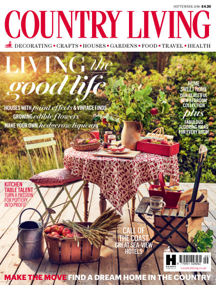 Country Living - UK July 28, 2016 00:00