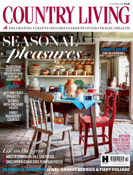 Country Living - UK August 25, 2016 00:00