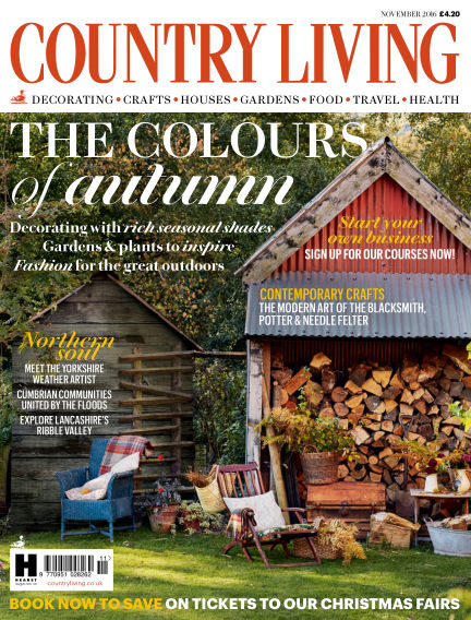 Country Living - UK September 29, 2016 00:00