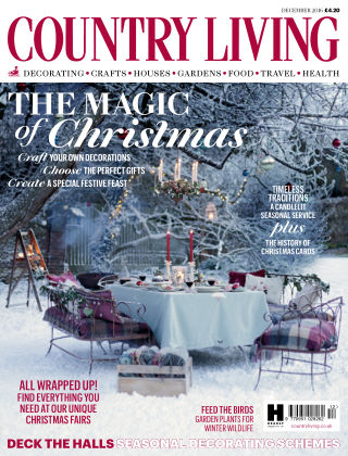 Country Living - UK December 2016