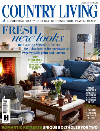 Country Living - UK February 2017