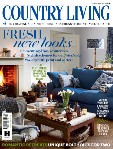 Country Living - UK January 04, 2017 00:00