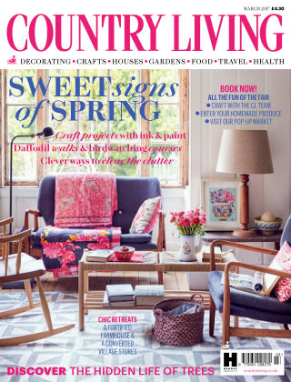 Country Living - UK March 2017