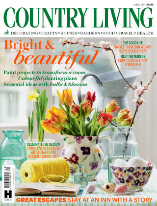 Country Living - UK April 2017