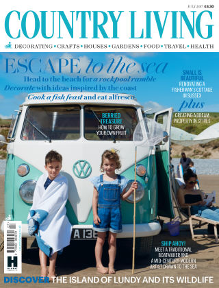 Country Living - UK Jul 2017
