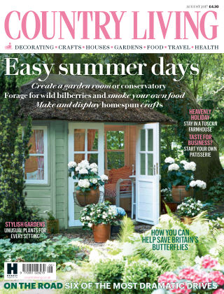 Country Living - UK Aug 2017