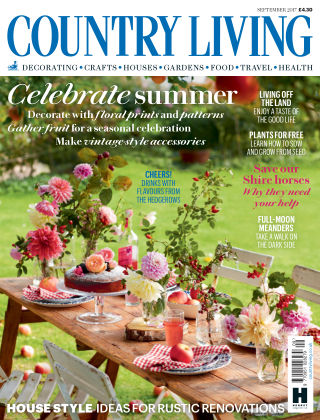 Country Living - UK Sep 2017