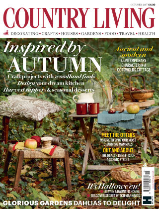 Country Living - UK Oct 2017