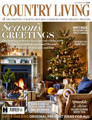 Country Living - UK Dec 2017