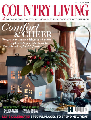 Country Living - UK Jan 2018