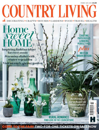 Country Living - UK Feb 2018