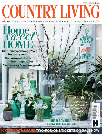 Country Living - UK January 03, 2018 00:00