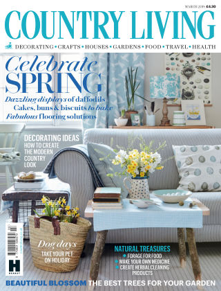 Country Living - UK Mar 2018