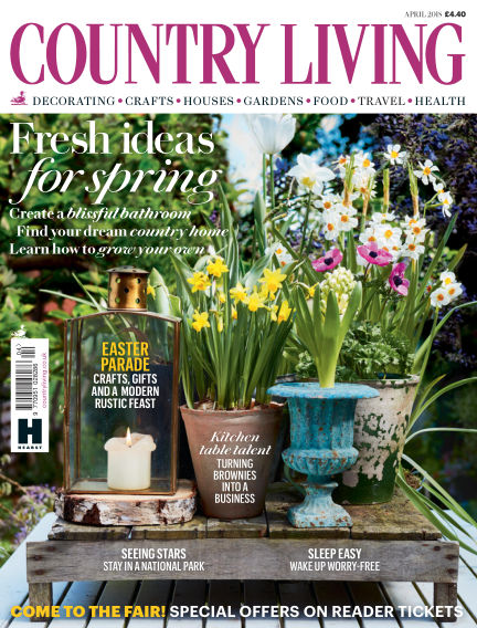 Country Living - UK February 26, 2018 00:00