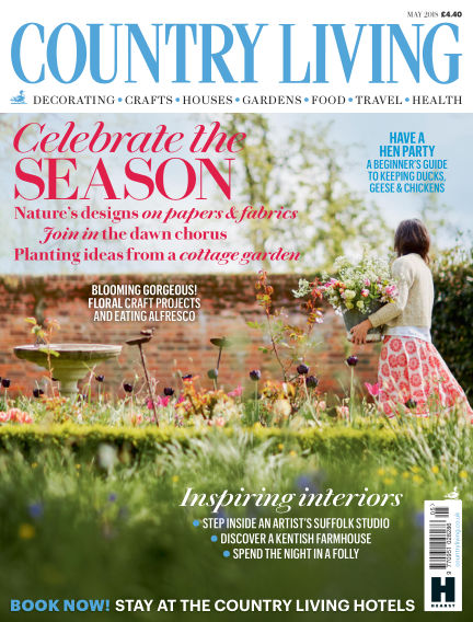 Beau Country Living   UK   May 2018