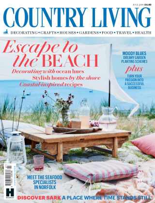 Country Living - UK Jul 2018