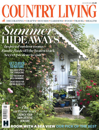Country Living - UK Aug 2018