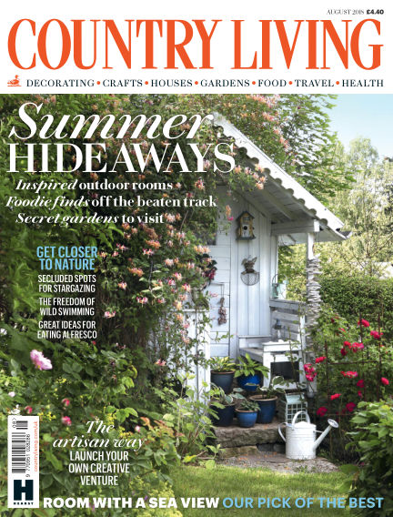 Country Living - UK July 03, 2018 00:00