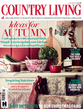 Country Living - UK Oct 2018
