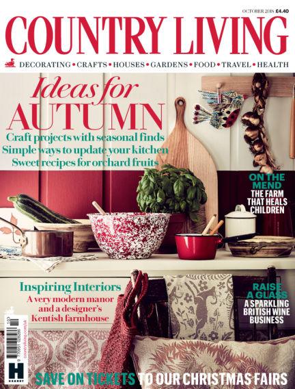 Country Living - UK September 04, 2018 00:00