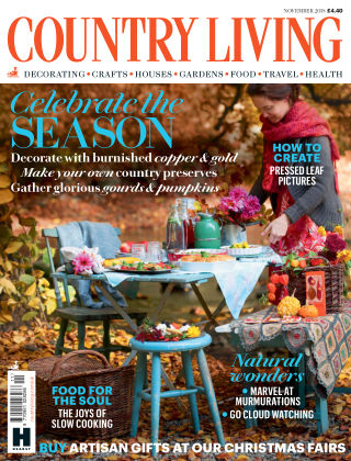 Country Living - UK Nov 2018