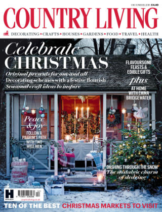 Country Living - UK Dec 2018