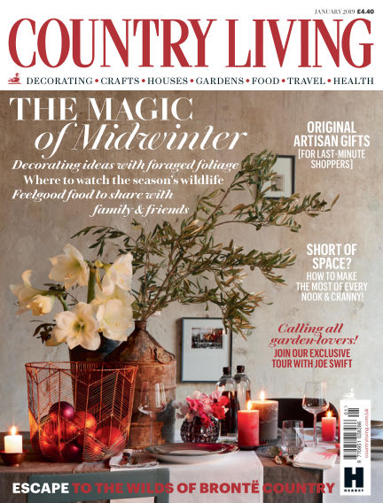 Country Living - UK December 05, 2018 00:00