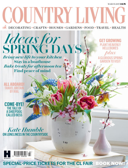 Country Living - UK January 30, 2019 00:00