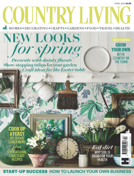 Country Living - UK February 27, 2019 00:00