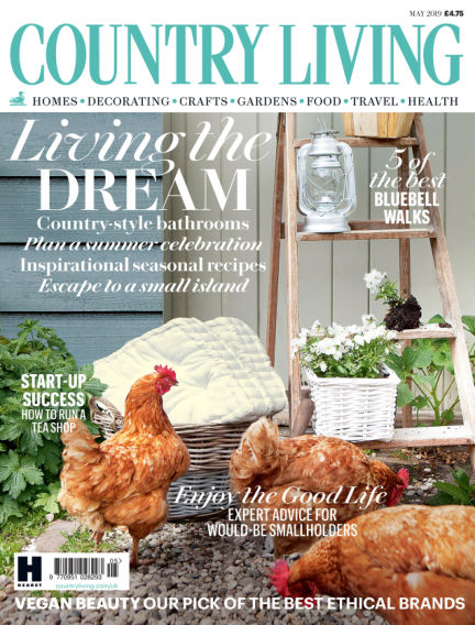 Country Living - UK March 27, 2019 00:00