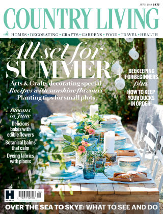 Country Living - UK Jun 2019