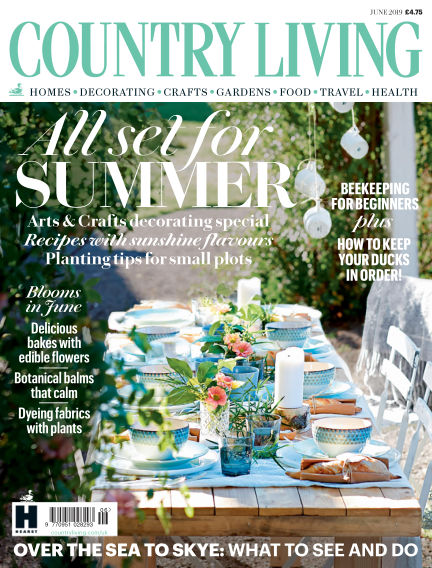 Country Living - UK May 01, 2019 00:00