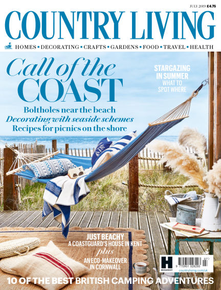 Country Living - UK May 29, 2019 00:00