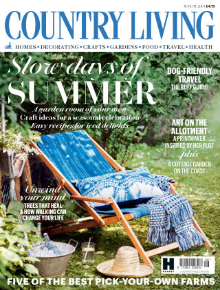 Country Living - UK Aug 2019