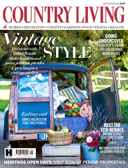 Country Living - UK July 31, 2019 00:00
