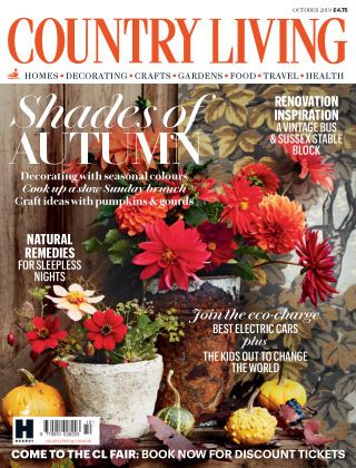Country Living - UK Oct 2019