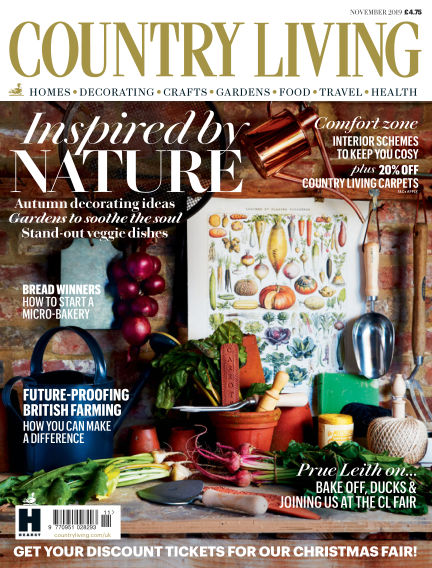 Country Living - UK October 02, 2019 00:00