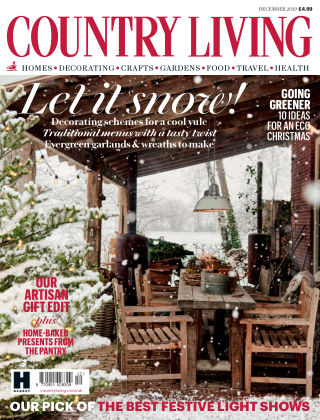 Country Living - UK Dec 2019