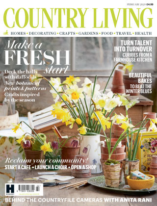 Country Living - UK Feb 2020