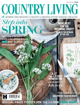 Country Living - UK Mar 2020