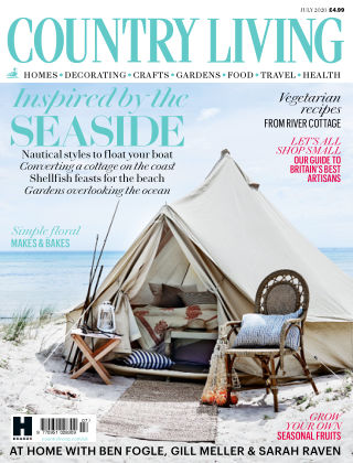 Country Living - UK July 2020